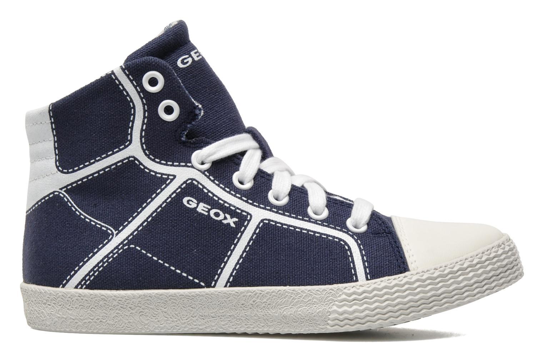 Sneakers Geox J SMART B. A Blauw achterkant