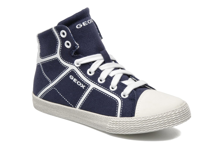 Sneakers Geox J SMART B. A Blauw detail