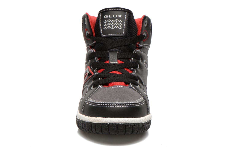 Sneakers Geox J GREGG A Zwart model