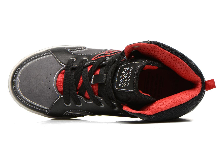Sneakers Geox J GREGG A Zwart links