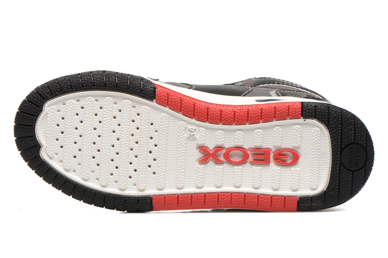 Sneakers Geox J GREGG A Zwart boven