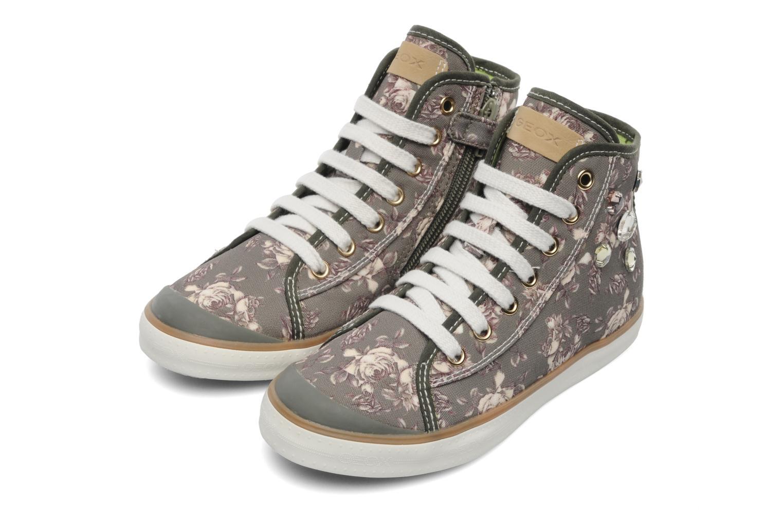 Sneakers Geox J CIAK G. B Groen 3/4'