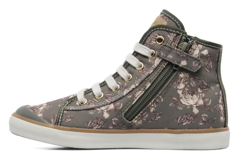 Sneakers Geox J CIAK G. B Groen voorkant
