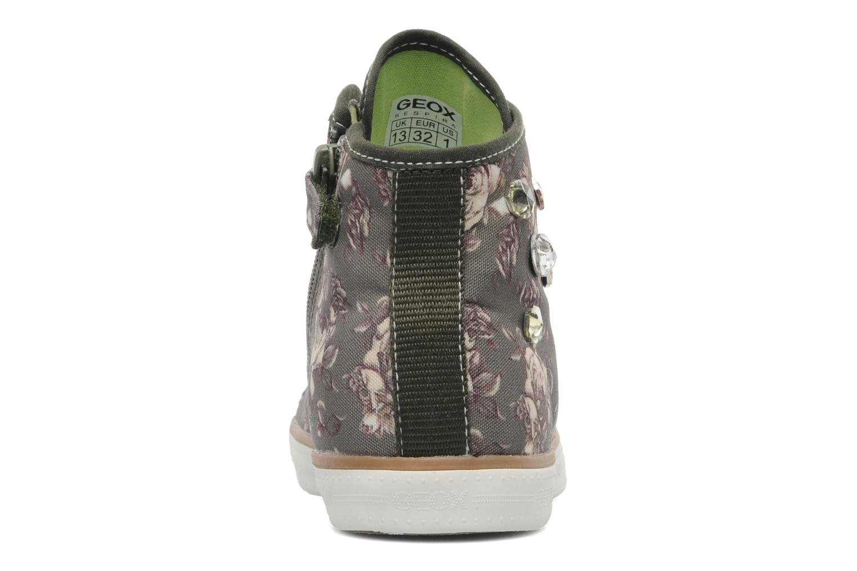 Sneakers Geox J CIAK G. B Groen rechts