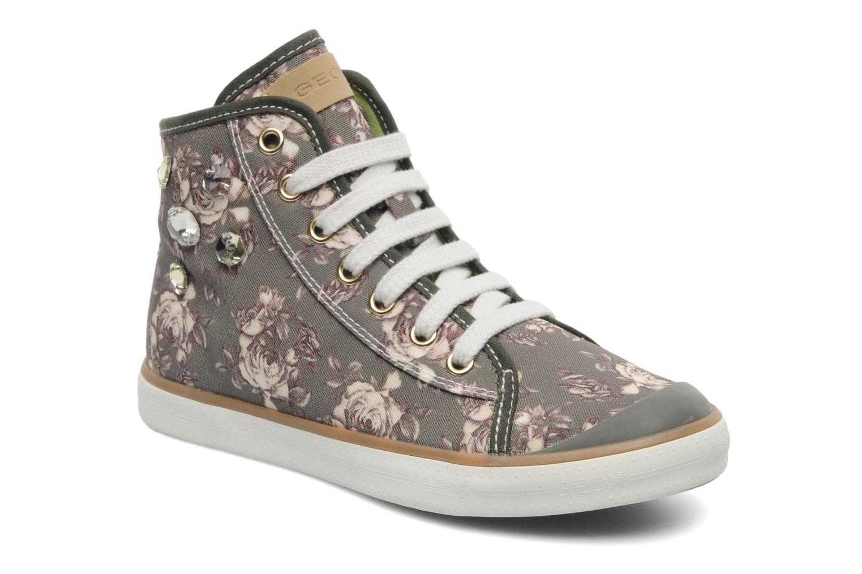 Sneakers Geox J CIAK G. B Groen detail