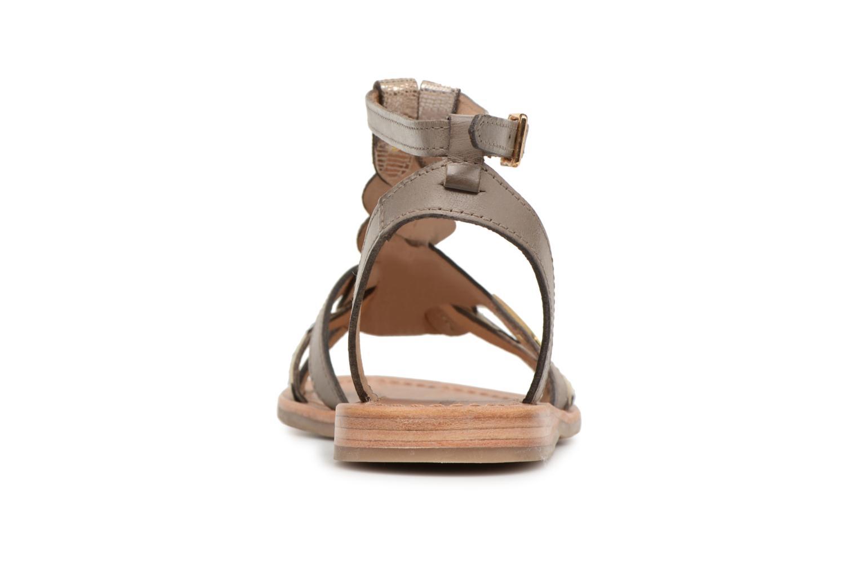 Sandali e scarpe aperte Les Tropéziennes par M Belarbi Hams Marrone immagine destra