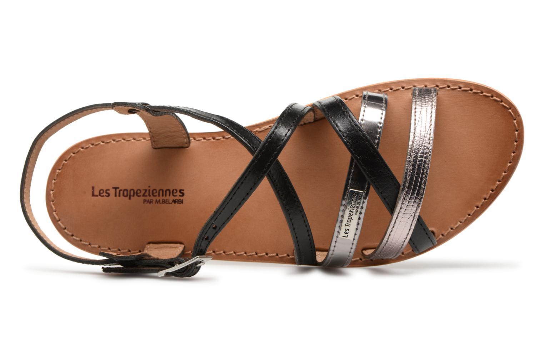 Sandals Les Tropéziennes par M Belarbi Hapax Black view from the left