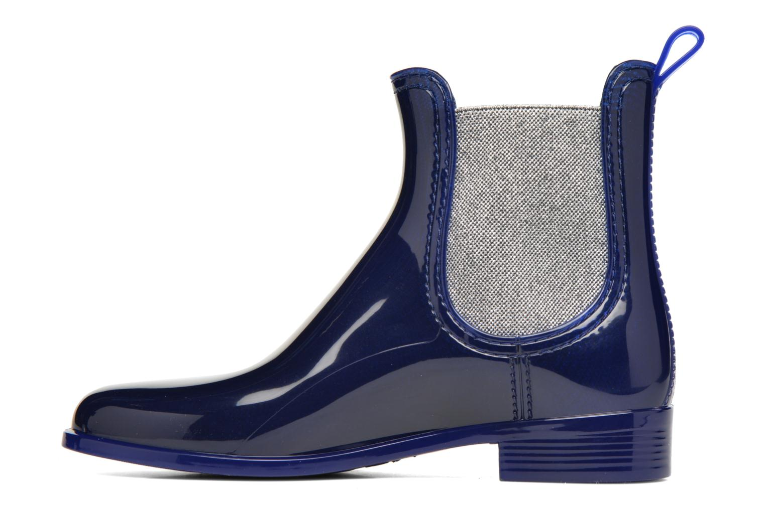 Ankle boots Lemon Jelly Pisa Blue front view