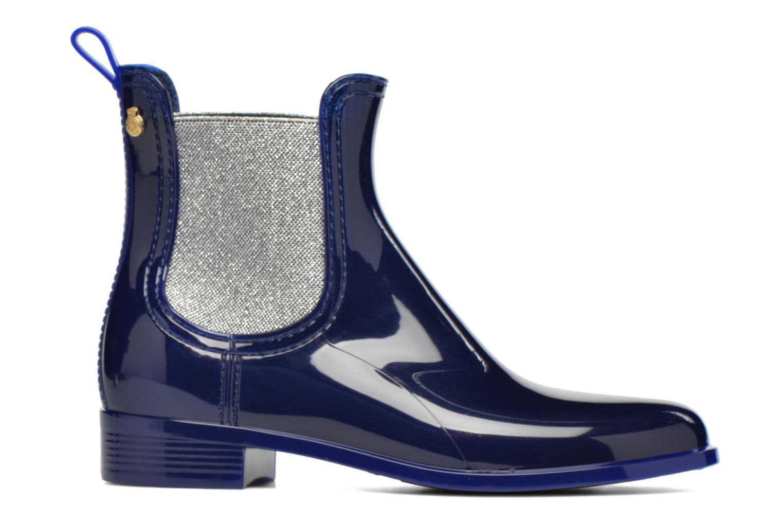 Ankle boots Lemon Jelly Pisa Blue back view