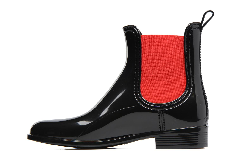 Ankle boots Lemon Jelly Pisa Black front view