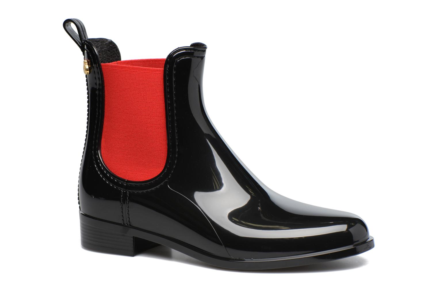 Ankle boots Lemon Jelly Pisa Black detailed view/ Pair view
