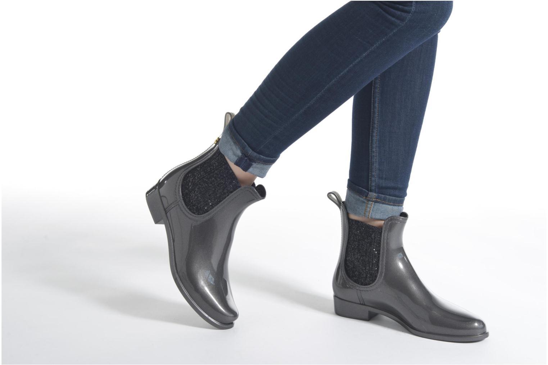 Stiefeletten & Boots Lemon Jelly Sardenha silber ansicht von unten / tasche getragen