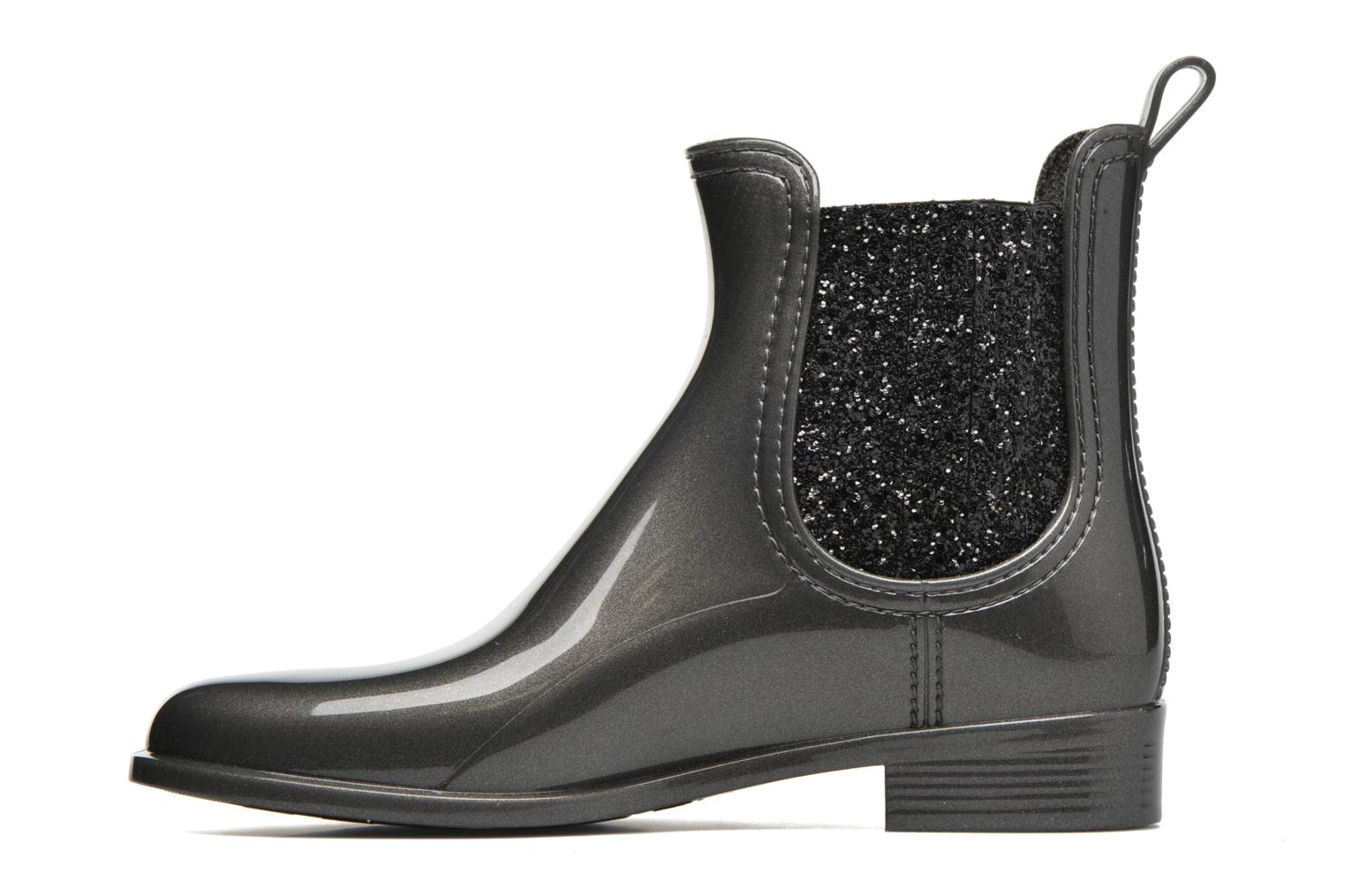 Ankle boots Lemon Jelly Sardenha Silver front view