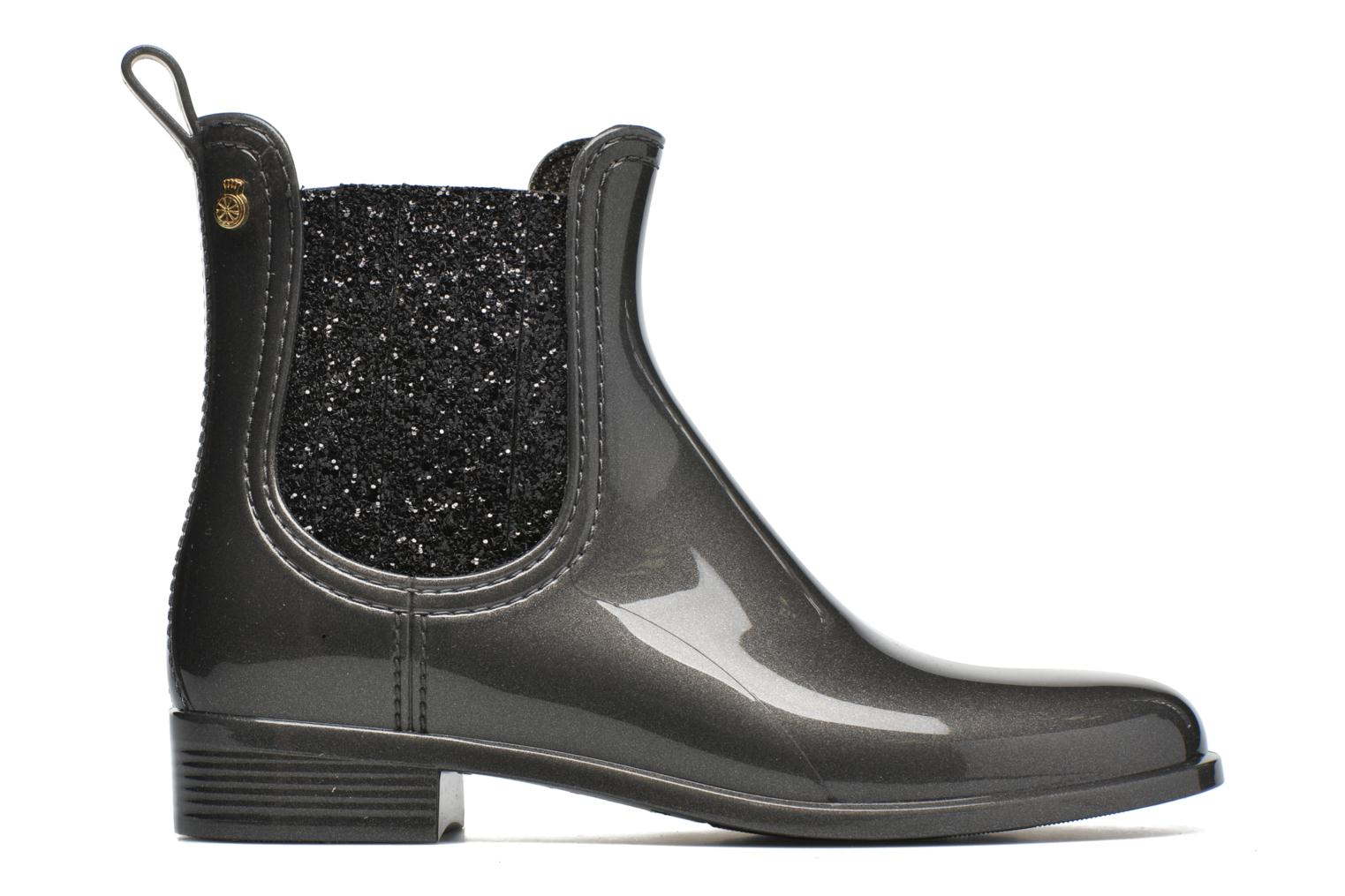 Ankle boots Lemon Jelly Sardenha Silver back view