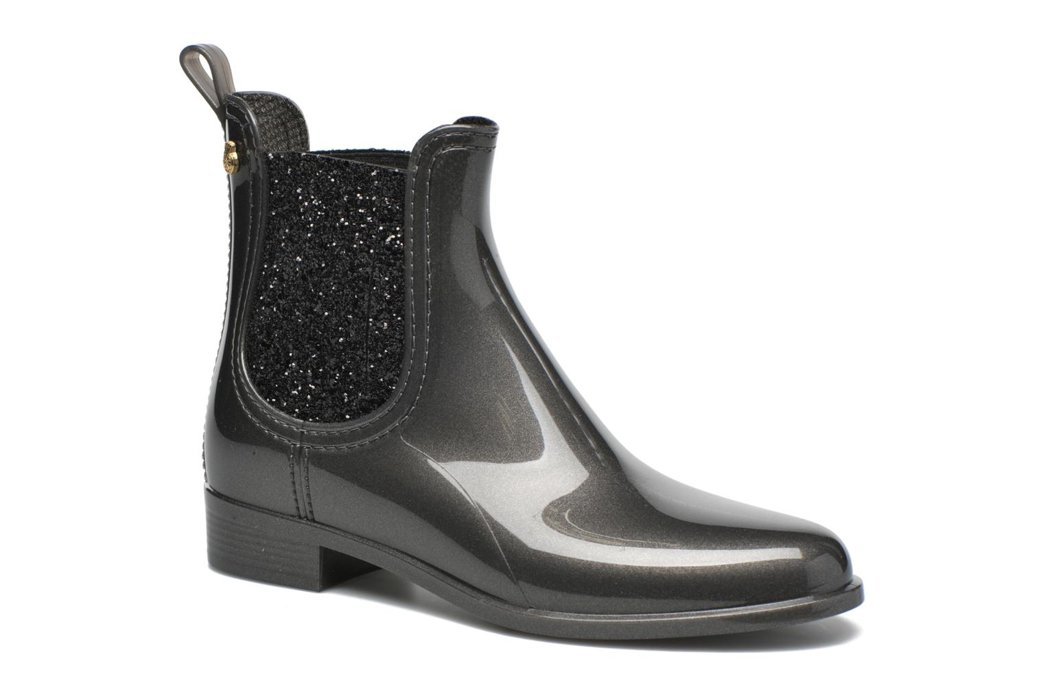 Ankle boots Lemon Jelly Sardenha Silver detailed view/ Pair view