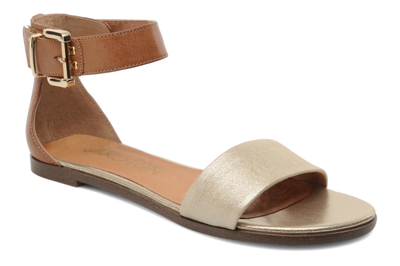 Sandales et nu-pieds Karston Soane Beige vue détail/paire