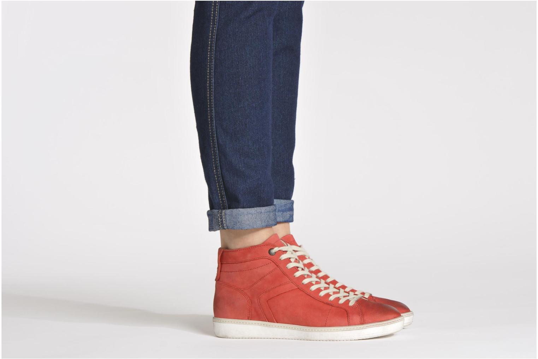 Sneakers Kickers Happier Blauw onder