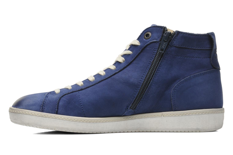 Sneakers Kickers Happier Blauw voorkant