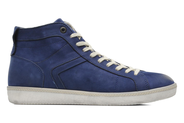 Sneakers Kickers Happier Blauw achterkant