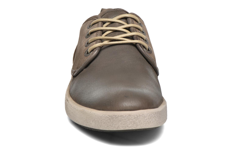 Chaussures à lacets Kickers Koolmax Multicolore vue portées chaussures