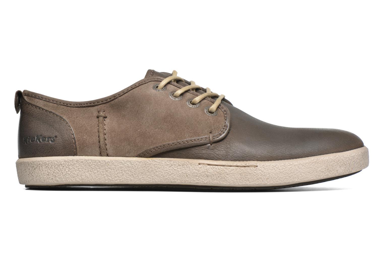 Chaussures à lacets Kickers Koolmax Multicolore vue derrière