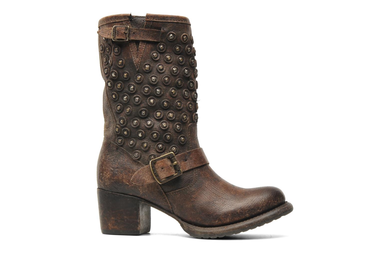 Bottines et boots Frye Vera Disc Short Marron vue derrière