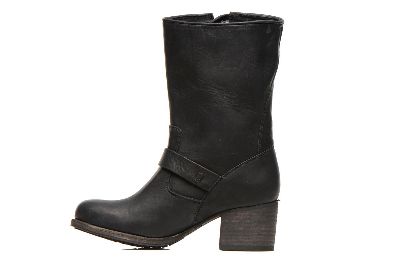Bottines et boots Frye Vera Short Noir vue face