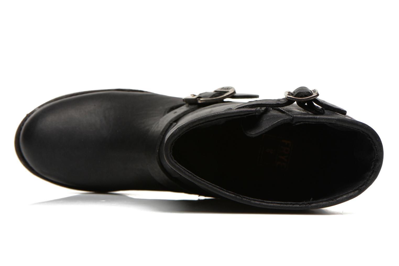 Bottines et boots Frye Vera Short Noir vue gauche