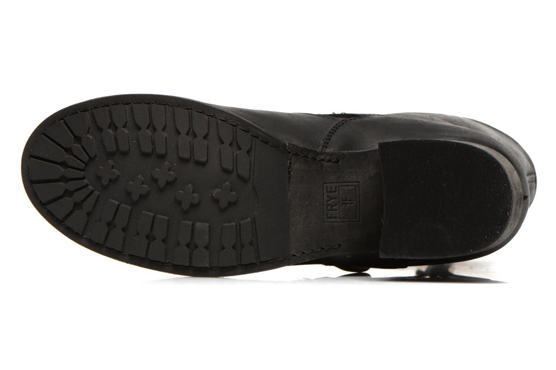 Bottines et boots Frye Vera Short Noir vue haut
