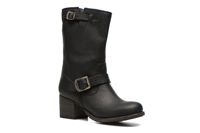 Bottines et boots Frye Vera Short Noir vue détail/paire