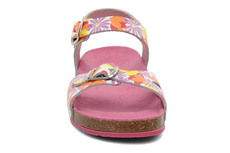 Sandalen Agatha Ruiz de la Prada Impatiens mehrfarbig schuhe getragen