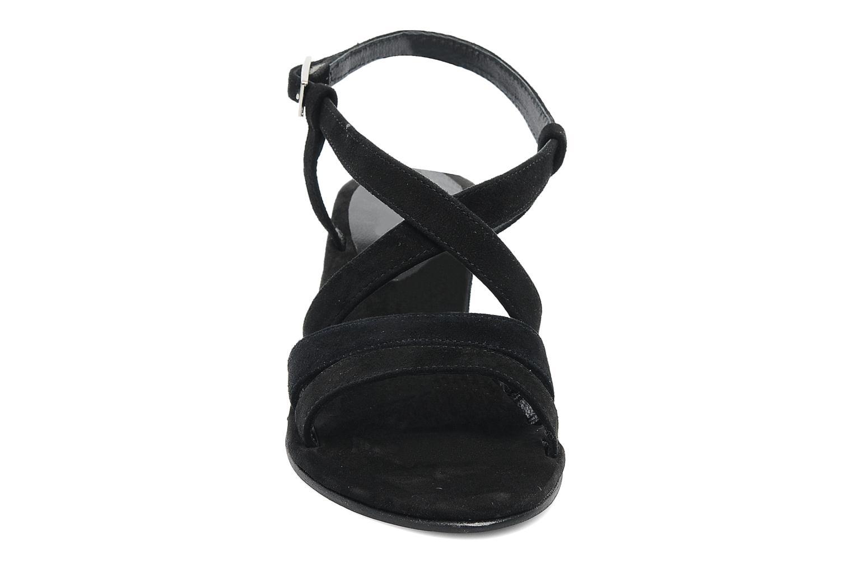 Sandalen Elizabeth Stuart Setis 606 schwarz schuhe getragen