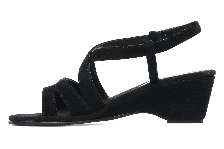 Sandalen Elizabeth Stuart Setis 606 schwarz ansicht von vorne