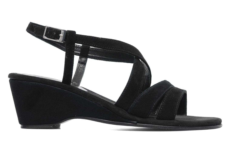 Sandalen Elizabeth Stuart Setis 606 schwarz ansicht von hinten