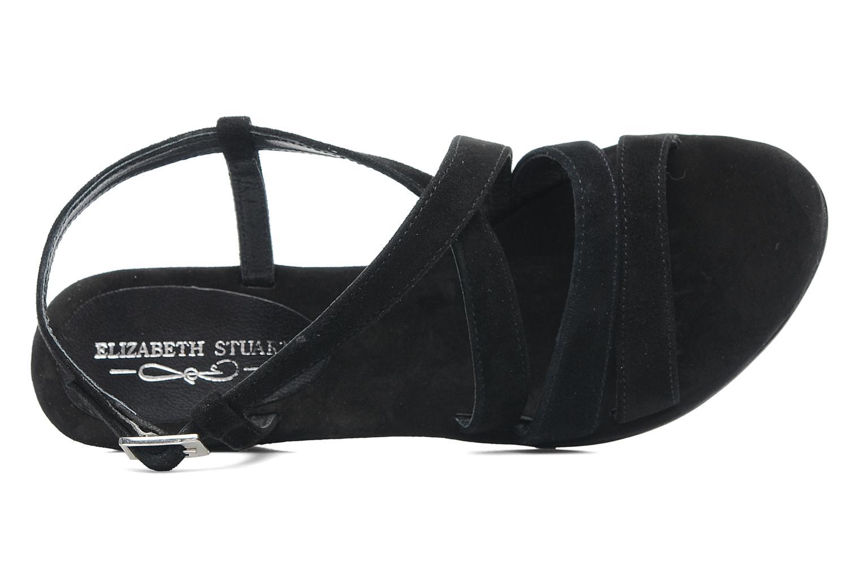 Sandalen Elizabeth Stuart Setis 606 schwarz ansicht von links