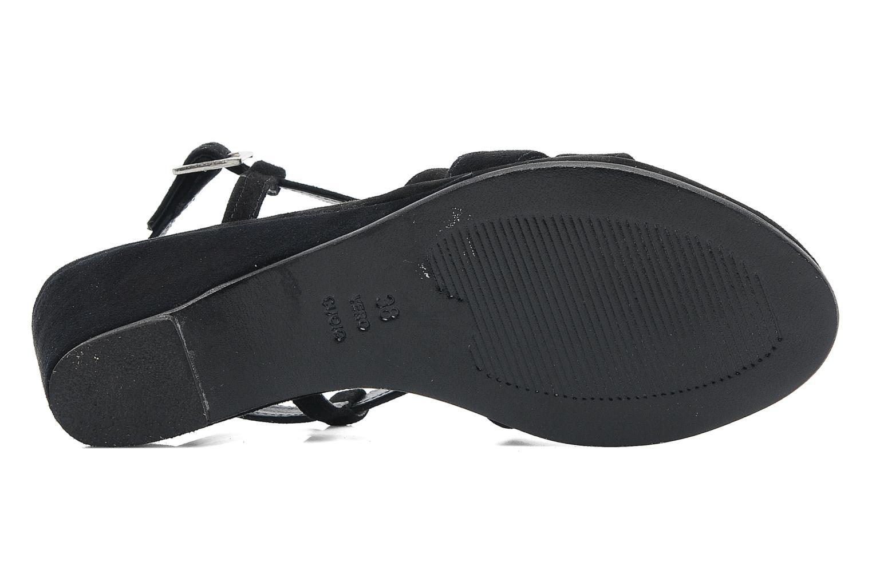 Sandalen Elizabeth Stuart Setis 606 schwarz ansicht von oben