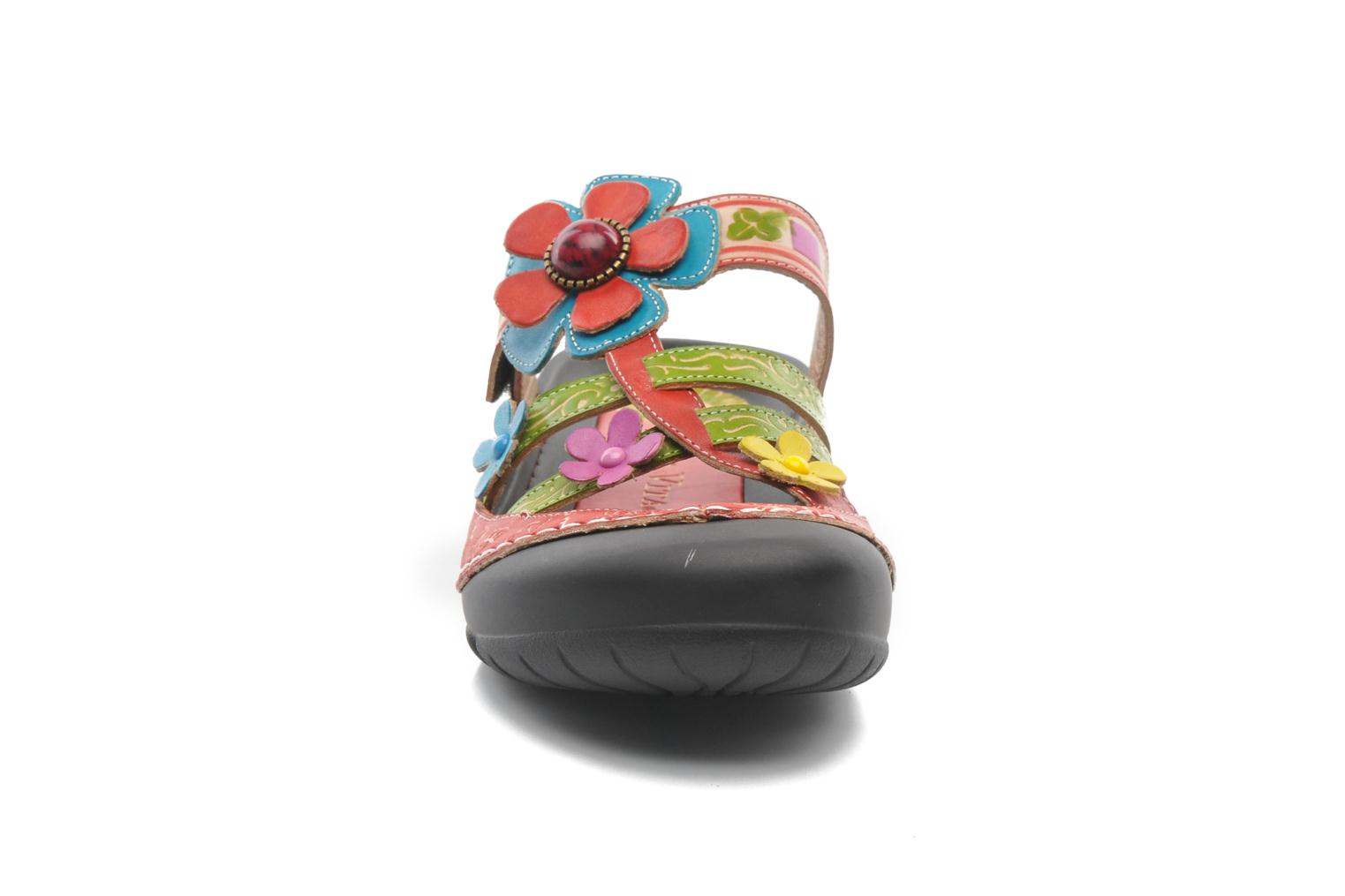 Mules & clogs Laura Vita Phenix Multicolor model view