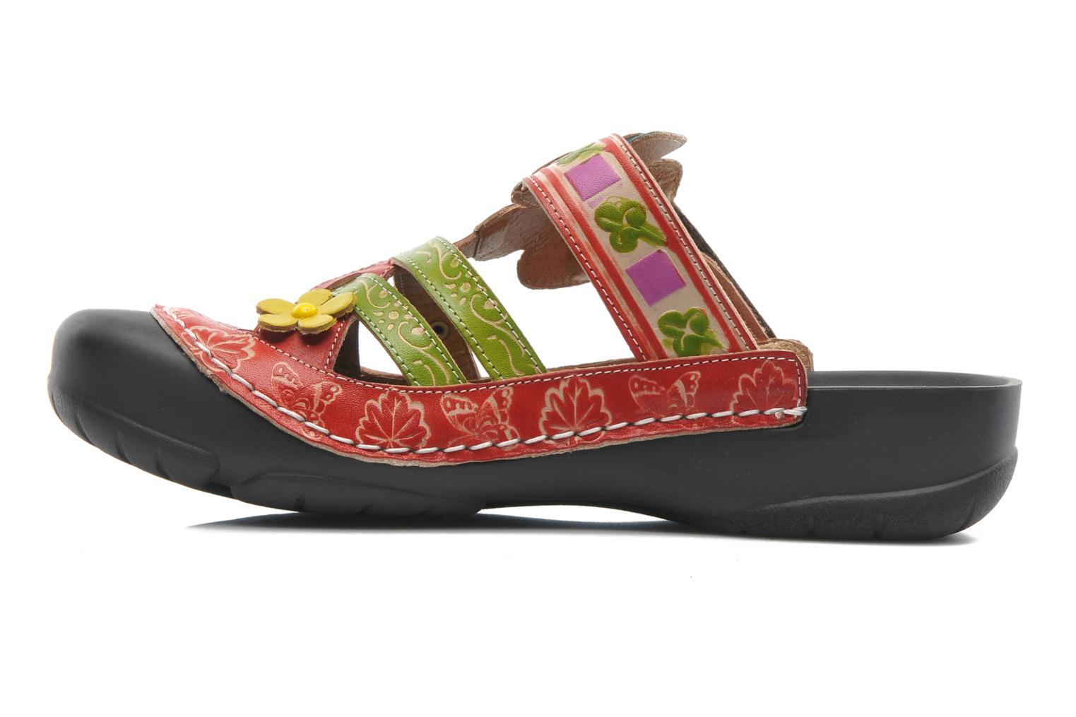 Mules & clogs Laura Vita Phenix Multicolor front view