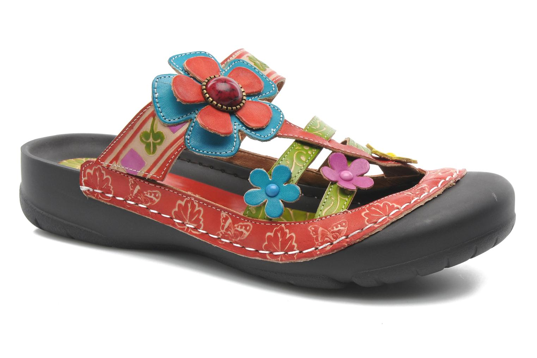 Clogs og træsko Laura Vita Phenix Multi detaljeret billede af skoene