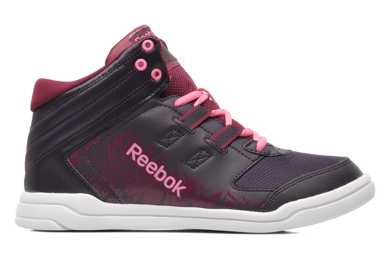 Sportschoenen Reebok Dance Urmelody Mid Rs Paars achterkant