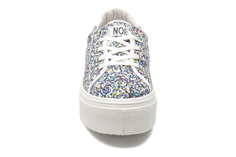 Sneaker No Box Alma blau schuhe getragen