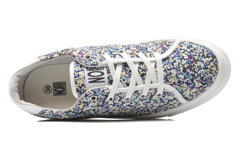 Sneaker No Box Alma blau ansicht von links