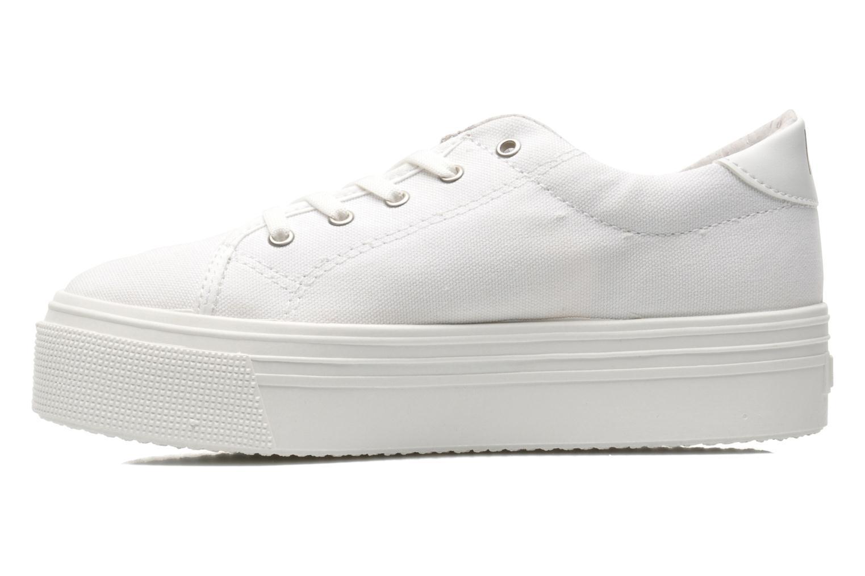 Sneaker No Box Alma weiß ansicht von vorne