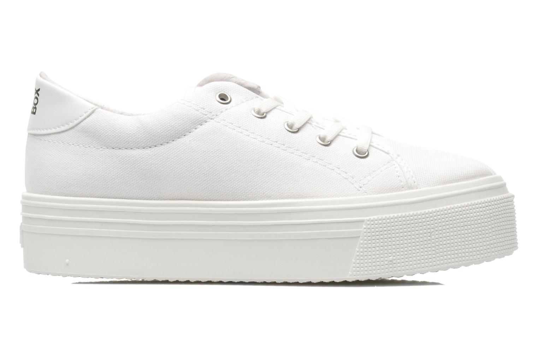 Sneaker No Box Alma weiß ansicht von hinten
