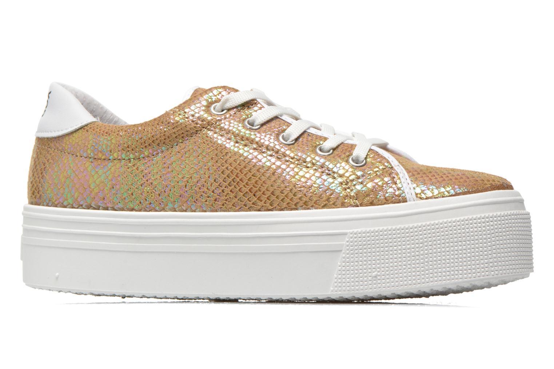 Sneakers No Box Alma Oro e bronzo immagine posteriore