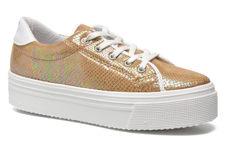 Sneakers No Box Alma Oro e bronzo vedi dettaglio/paio