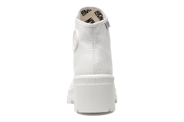 Sneakers No Box Galia Wit rechts