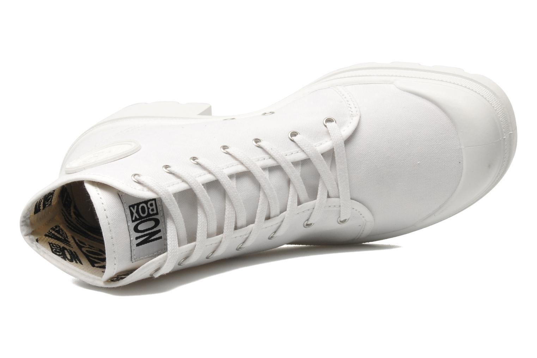 Sneakers No Box Galia Wit links