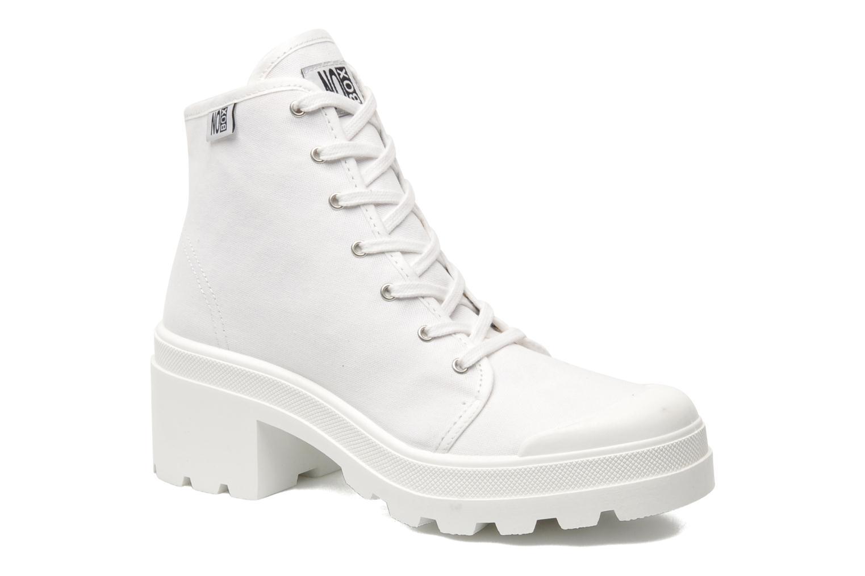 Sneakers No Box Galia Wit detail