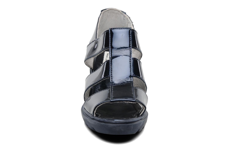 Sandali e scarpe aperte Swear Jane 4 Azzurro modello indossato